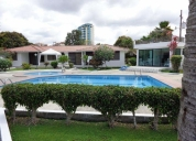 Alquiler casa en la playa Almendro Tonsupa 3 dormitorios