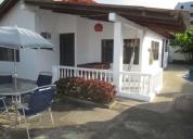 Excelente Casa vacacional en Tonsupa a 5 minutos de la playa