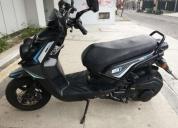 Excelente moto z1 como nueva 150cc