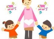 Oportunidad! cuidamos a tu hijo en tu domicilio o en el nuestro