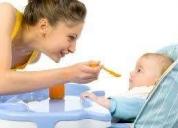 Ofrezco servicio de niñera por horas, oportunidad!