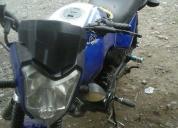 Vendo moto año 2014