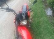 Vendo excelente moto marca pegazo