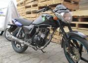 Excelente motocicleta um 150 nitrox