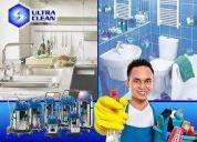 Desinfección y sanitizacion de baños. oportunidad!