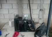 Mantenimiento e instalación de equipos de refrigeracion, contactarse.