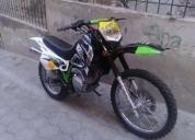 Fulll enduro cros moto solo para deportes año 2014,contactarse.