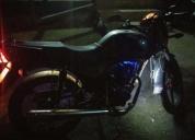 Excelente moto sukida stiff 150