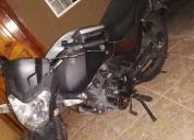 Vendo moto 8 meses de uso como nueva