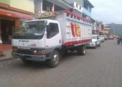 Vendo excelente camión mitsubishi hd 2005