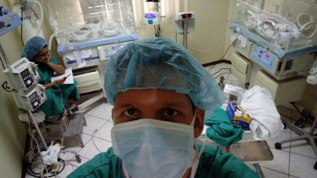 Buscando trabajo para Auxiliar de Enfermería