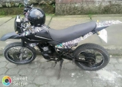 Vendo moto daytona en perfecto estado