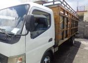 Vendo excelente camión mitsubishi fuso de 7.5 tonelada