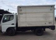 vendo excelente camion mitsubishi