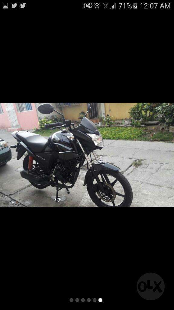 Excelente Honda Cb110 Twister Negociable