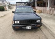 Vendo excelente camioneta mitsubishi l200