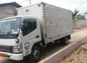 Vendo mi camion mitsubishi 6.5. contactarse.