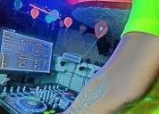 Busco empleo como dj para discoteca, contactarse