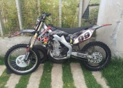 Excelente honda crf 450 cross
