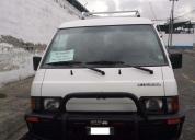 Mitsubishi l300, contactarse.