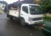 Excelente camion 5.5 mitsubishi fuso 2009