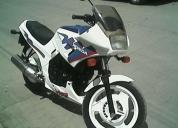 Vendo moto honda vtr 250 japonés