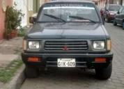 Camioneta mitsubishi, contactarse.