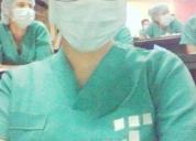 Oportunidad!. auxiliar de enfermería