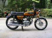 Vendo excelente repuestos de honda cb 175cc de 1972