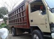 Venta de excelente camion