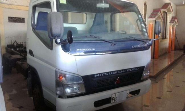 Excelente Mitsubishi Fuso 7,5ton