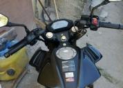 Vendo excelente moto honda cb 190 año 2016