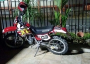 Oportunidad! flamante moto honda xl200