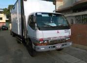 Excelente camión mitsubishi canter