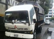 Excelente camión mitsubishi