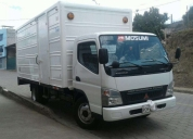 Excelente camion mitsubishi de 6.5
