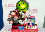 Frutti detalles arreglos frutales regalo