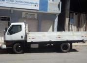 Vendo camion mitsubishi. contactarse