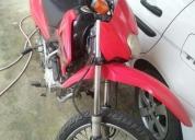 Vendo excelente motocicleta honda xr 125