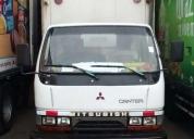 Se vende excelente camión mitsubishi canter