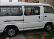 Excelente furgoneta marca mitsubishi