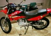 Excelente moto honda 125 xr 2000