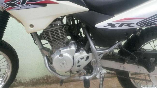 Vendo Excelente Honda 125 Xr Año 2013