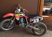 moto hondacrf150 en excelente estado
