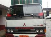 Vendo excelente camion canter hd misubishi