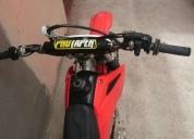 Excelente moto honda crf 230 2006