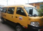 furgoneta kia, en perfectas condiciones