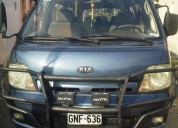 kia grand pregio 2005