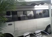 Excelente furgoneta 17 pasajeros