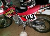 Moto honda xl 200 del 2008